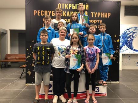 Открытый региональный турнир, г.Казань