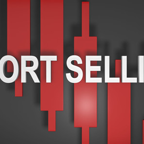 """2016: Launching """"Sell Short"""" Trades!"""
