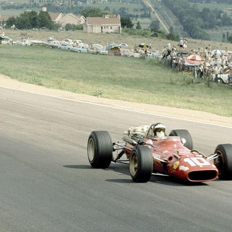 Andrea De Adamich, l'alfista che lasciò la Ferrari