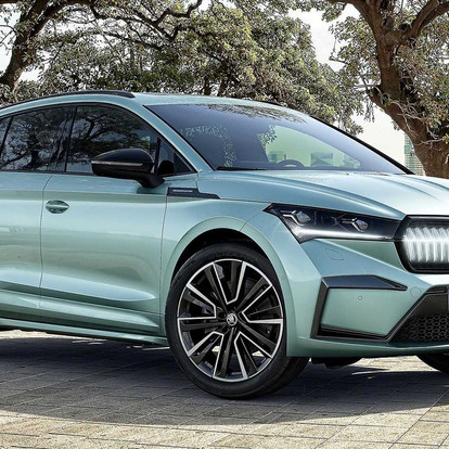 New Skoda Enyaq iV Introduced