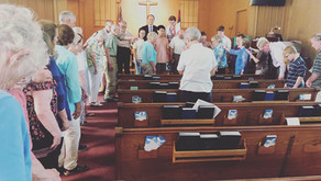 Youth Blessing with Prayer Chain