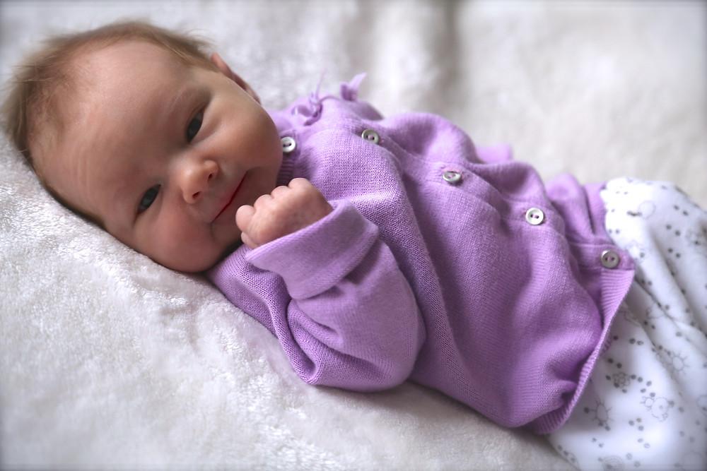 Erste Versuche in der Neugeborenen-Fotografie