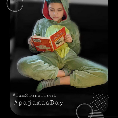 Virtual Pajama Day