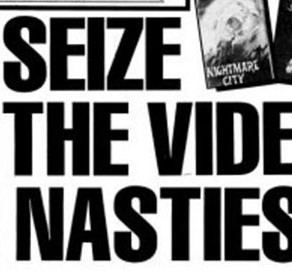 Ban This Sick Filth. A ReelHorrorShow Top 20. The Top 20 Video Nasties.