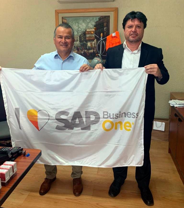 Imupesa se transforma con SAP B1
