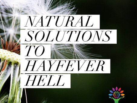 Natural Solutions to Hayfever Hell