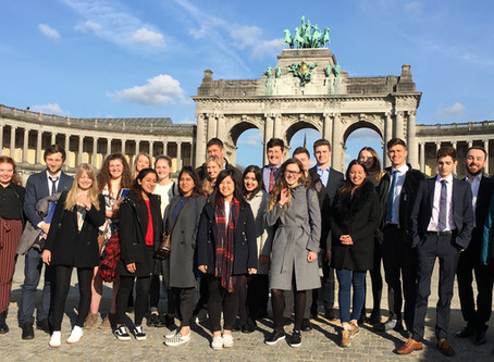 2018 Study Tour to Brussels