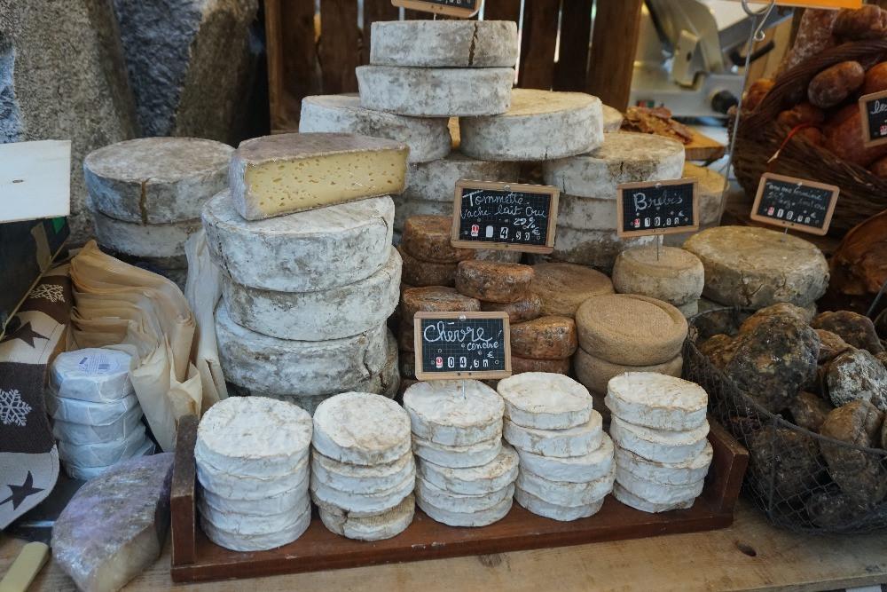 שווקים, שוק אנסי, צרפת
