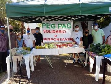 Memorial do Peg Pag Solidário e Responsável: alimentos saudáveis em nossas mesas