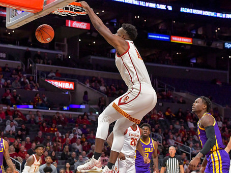 Three possible destinations for USC's Onyeka Okongwu
