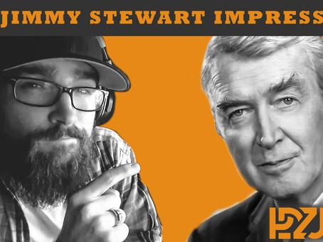 JIMMY STEWART IMPRESSION