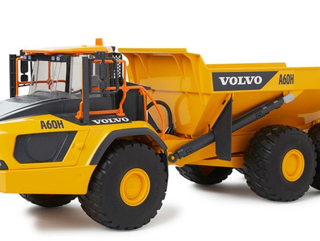 Start Your Holiday Shopping with Volvo CE Toys for Kids Young & Old