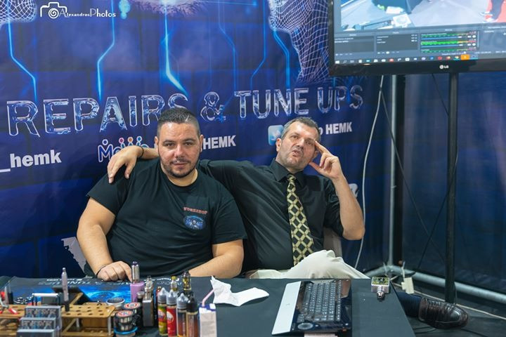 golden greek athens vapexpo 2019