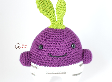 Turnip Free Crochet Pattern