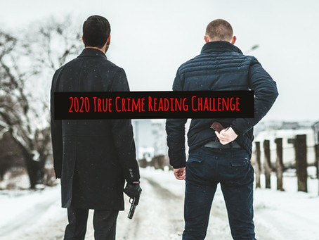 True Crime Reading Challenge 2020
