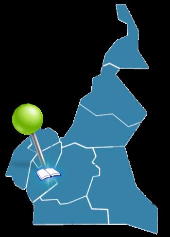 Localisation du peuple banen au Cameroun