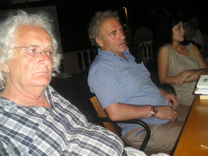 """22.6.2012. POETRY FESTIVAL """"IONIAN MUSE- SOUTH POETRY 2012"""""""
