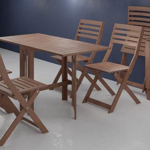 APPLARO Set - Table & Chairs