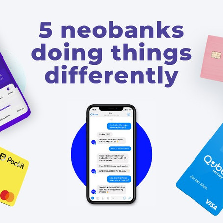 Another neobank? Not really
