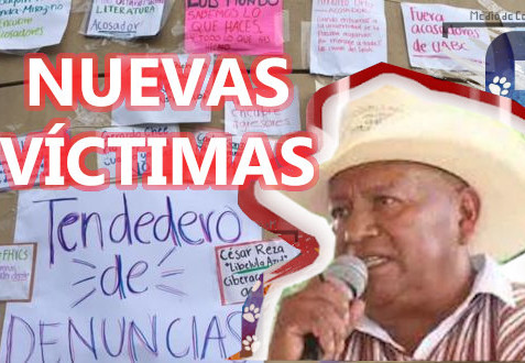 Surgen MÁS ACUSACIONES contra el Semental de Pantelhó por VIOLACIÓN y ACOSO SEXUAL