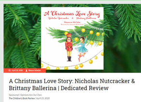 Review by Bianca Shulze with www.thechildrensbookreview.com