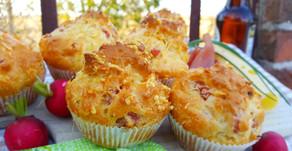 Schinken-Käse-Muffins zum Vatertag 🍻👨