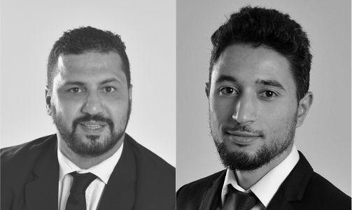 Karim FAIDI et Ayoub QEDDI