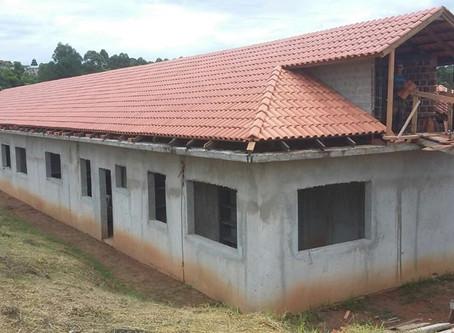Construção Ibirapuera