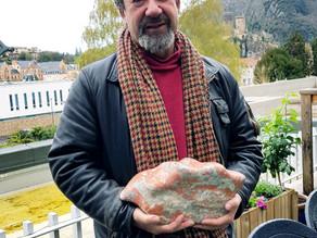 Xavier Malbreil de pierre et d'eau