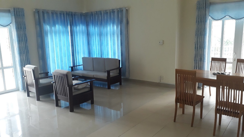 Villa for rent in Westernland My Phuoc 1 - 0913163158