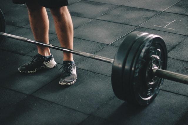 trening med vekter