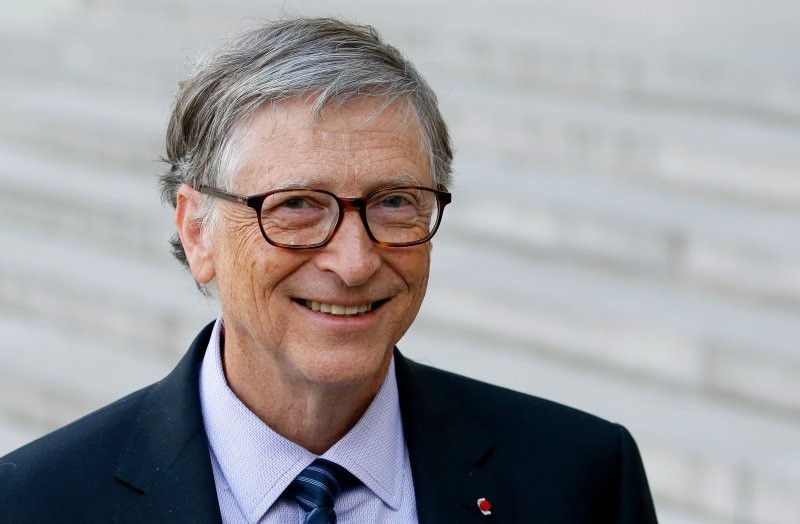 Bill Gates departs from Microsoft's Board of Directors to dedicate more time to philanthropy.
