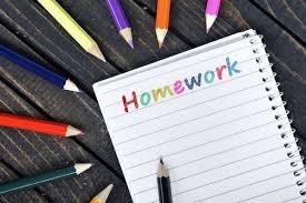 Year 4 Homework