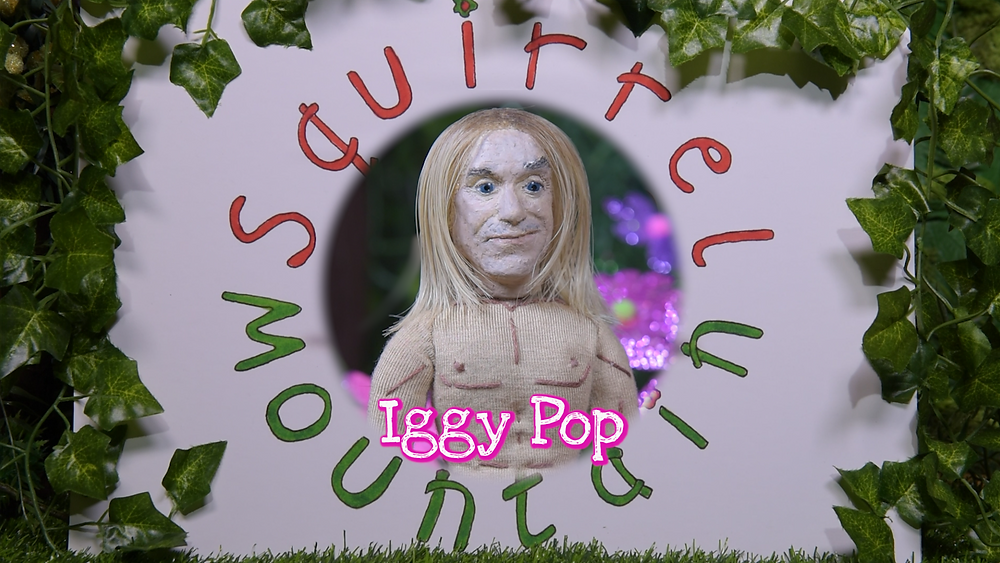 Squirrel Mountain 'Iggy To The Rescue' short film review