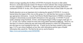 Update: 23 cases of COVID-19 in Meade County