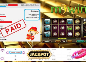 MoneyFever slot game tips to win RM2000 in 918kiss
