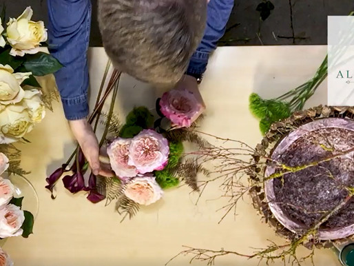 How-to: Bespoke Centerpiece Floral Design