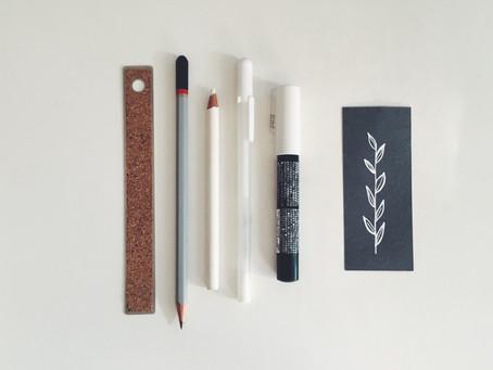 get organized: stationery