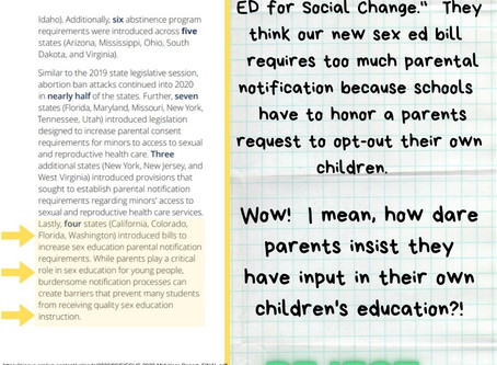 "SEPAC - Sex Education Policy Action Council ""Sex-ED For Social Change"""