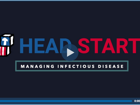 Managing Infectious Desease- Message from OHS President