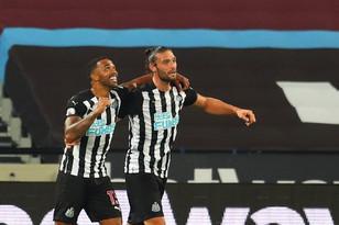 Wilson and Hendrick shine as Magpies beat West Ham