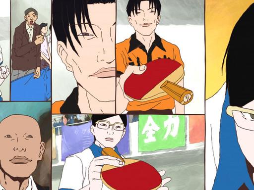"""Sulla pedagogia di """"Ping Pong - The animation""""   Il difficile equilibrio del sensei 3."""