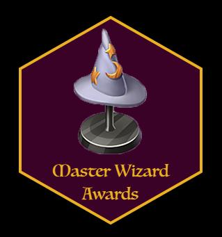 2021 Master Wizard Award Winners!