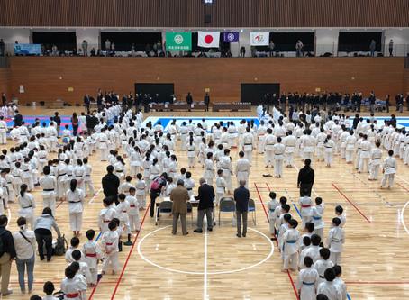 2019 港区春季空手道競技大会