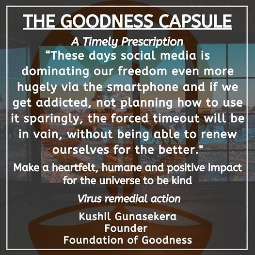 GOODNESS CAPSULE 5