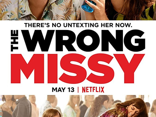 The Wrong Missy - Netflix film review