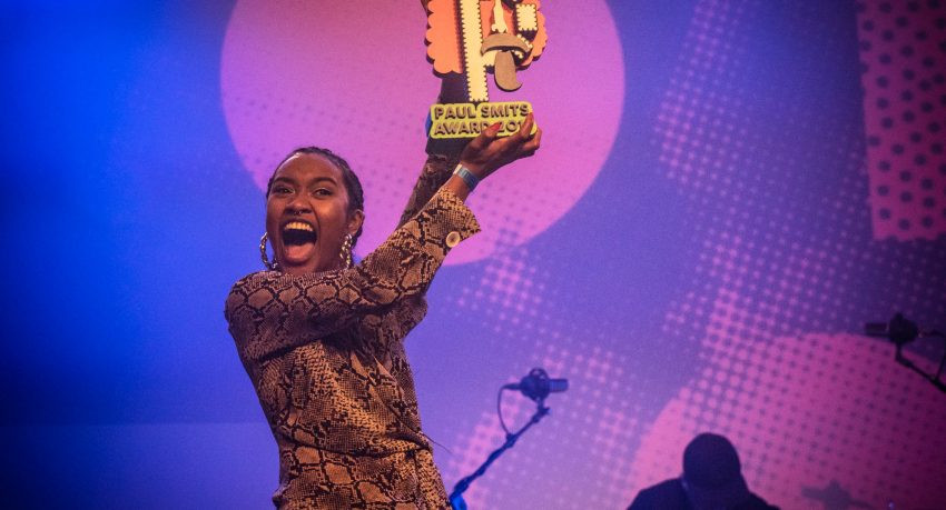 A Mili de urban pop artiest wint publieksprijs Popronde 2018