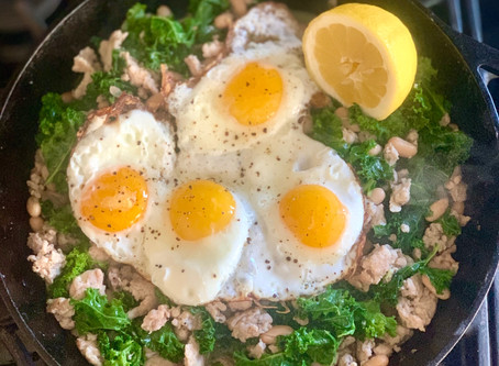 Here's a Quick One Skillet Keto Dinner that Everyone Will Rave About | San Diego Family Photographer