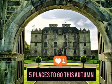 5 places to go this autumn