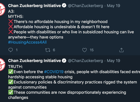 7 Lessons from Affordable Housing & Disability Twitter Chat